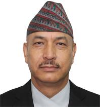 Mr.Bishowambhar Pd Shrestha