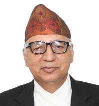 Dr. Ananda Mohan Bhattarai