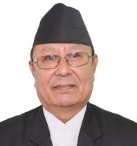 Mr. Bam Kumar Shrestha