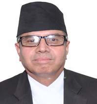 Mr. Prakash Kumar Dhungana