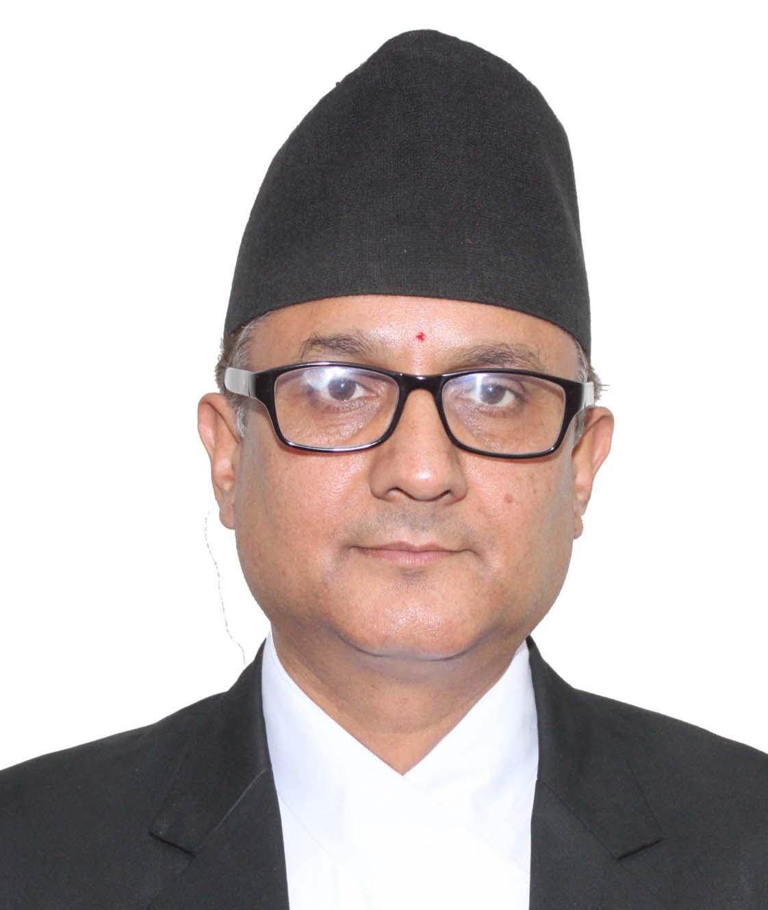 Mr. Kumar Regmi