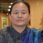 <h5>Dr. Shiva Maya Tumbahangphe</h5>